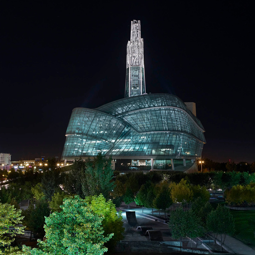 CMHR featured in RIBA Journal