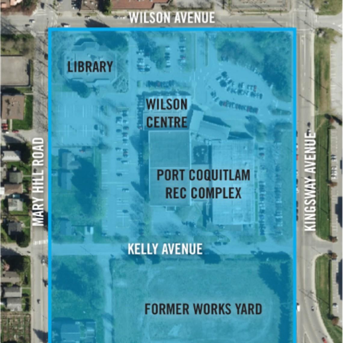 Community Recreation Complex Project, Port Coquitlam