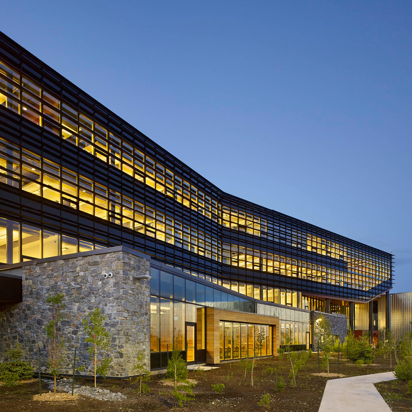 University College of the North Thompson achieves LEED Gold
