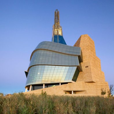 Canadian Museum for Human Rights wins prestigious Chicago Atheneum International Architecture Award