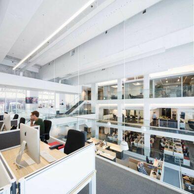 La Presse newsroom wins Grands Prix du Design