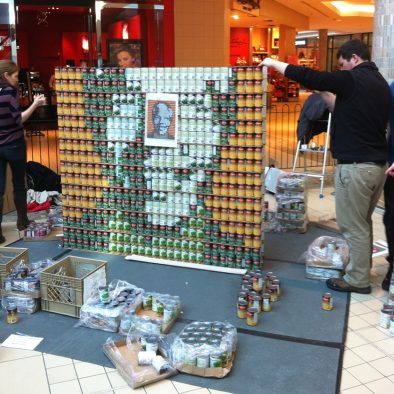 Halifax Participates in CanStruction