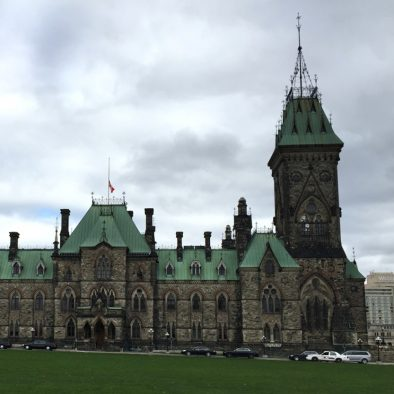 Architecture49 working on Rehabilitation of the East Block at Parliament Hill