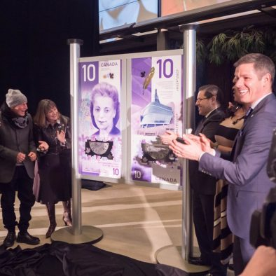 Canada's redesigned $10 bill recognized as best international banknote of the year