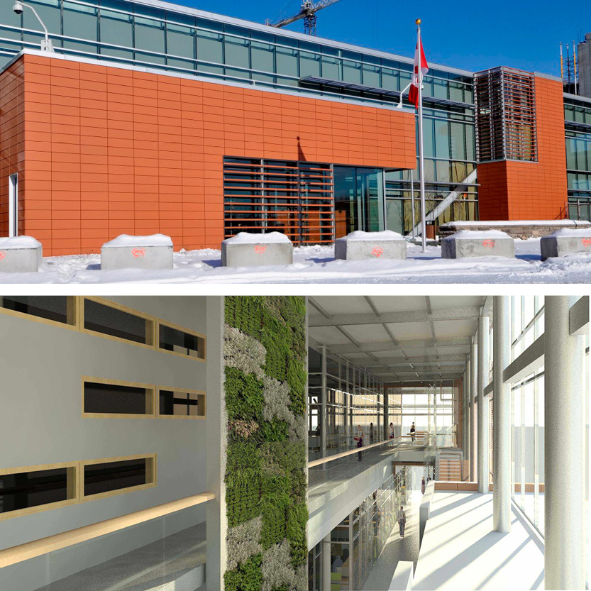 Mid-Term Accommodation Project LEED Certification