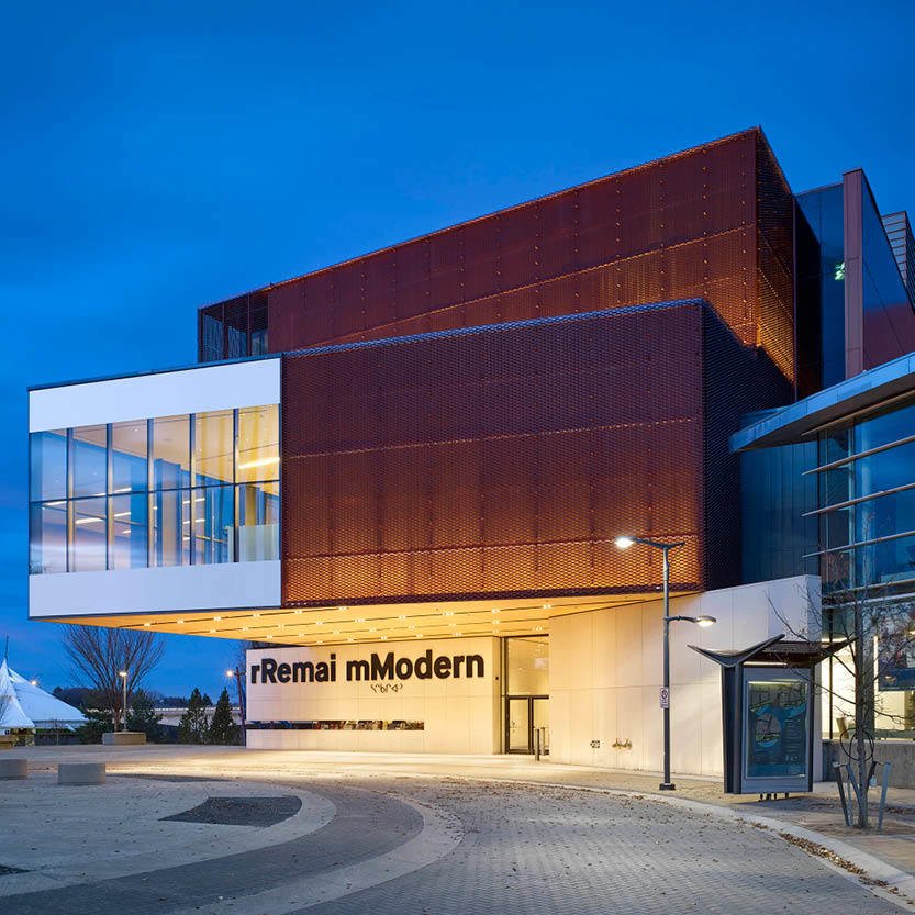 Canada's Coolest New Art Museum Isn't in Toronto (Surface)